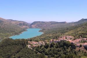 Vista di Civitella
